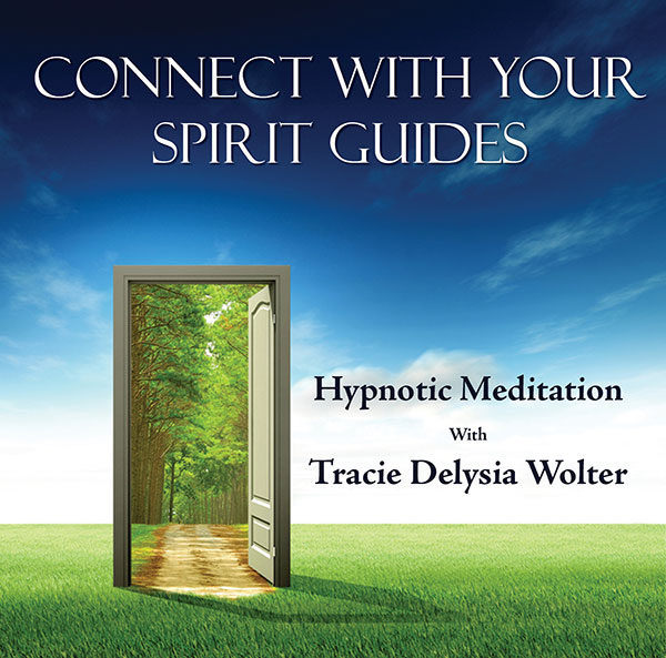 Connect to Your Spirit Guides CD - Hypnotic Meditation