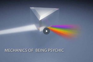 Module 12 - Mechanics of being Psychic