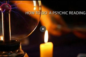 Module 13 - How to do a Psychic reading