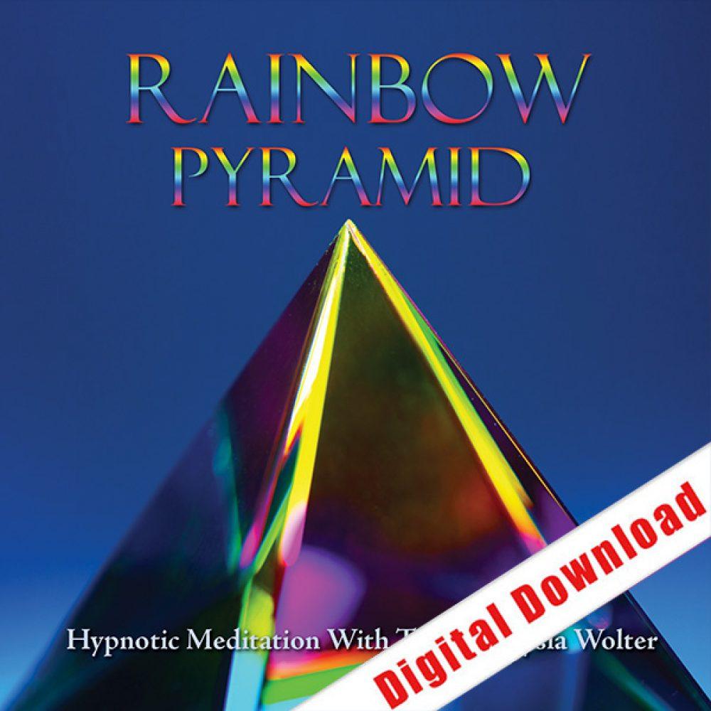 Rainbow Pyramid MP3 cover